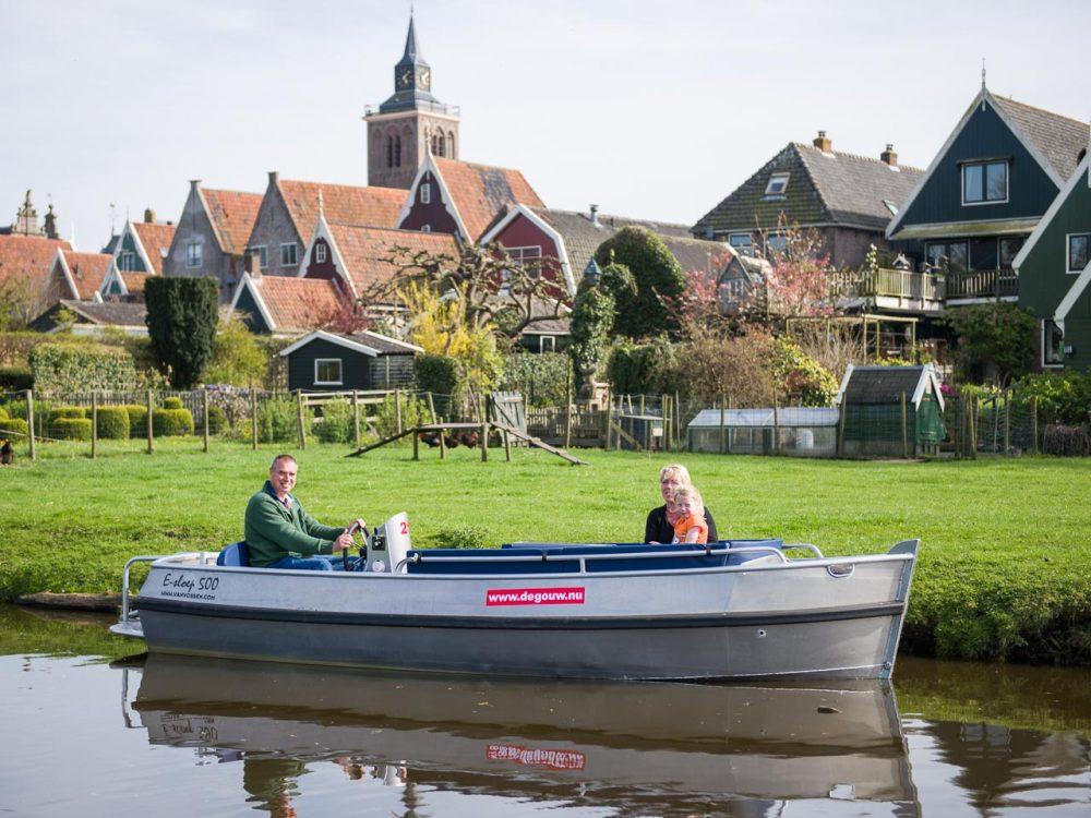 6 E-personne bateau de luxe
