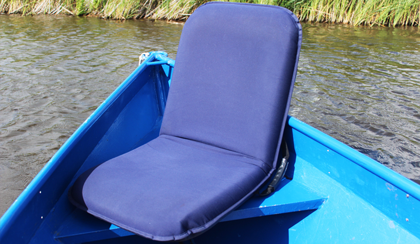 The comfort seat